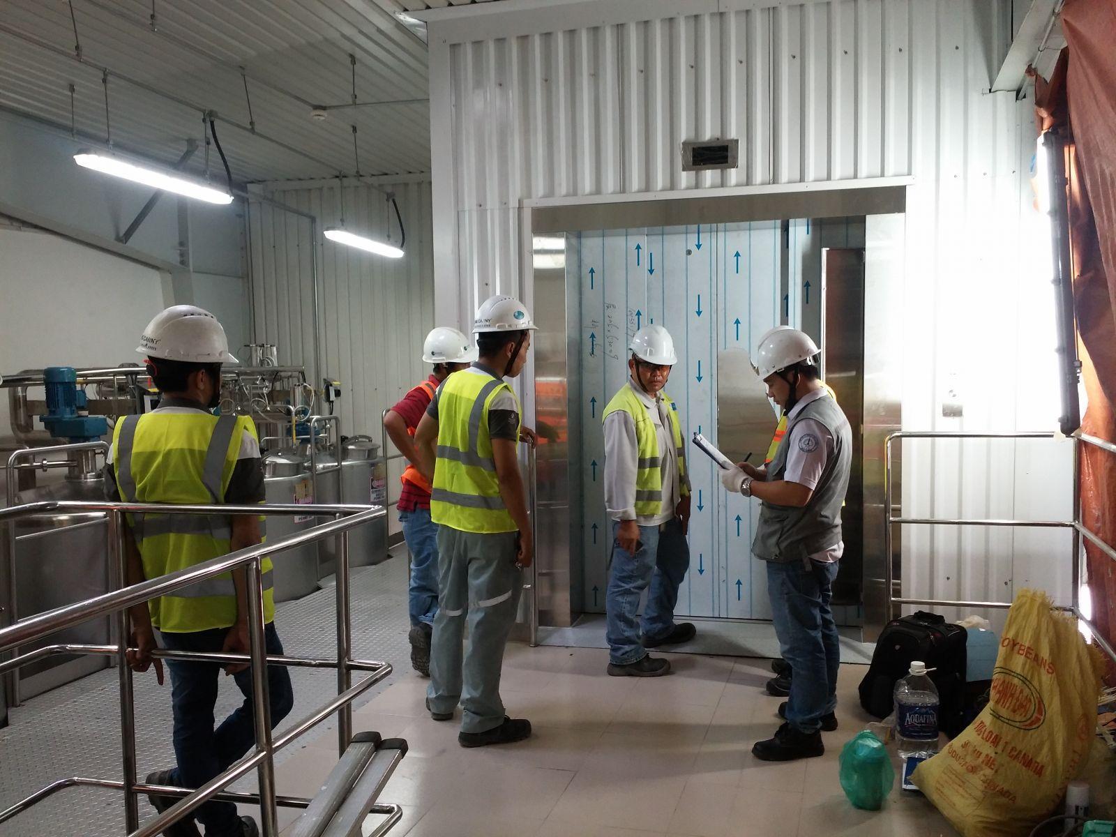 Kiểm định kỹ thuật an toàn thang máy- thao tác không thể bỏ qua